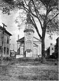 The First Universalist Church of Peabody